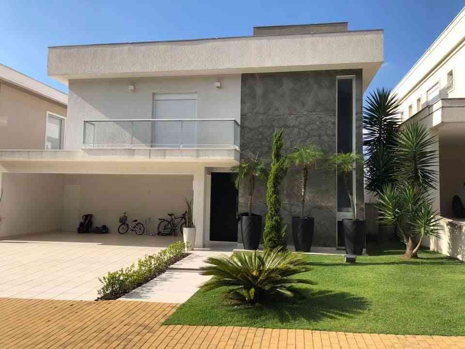 Casa de Condomínio ALPHAVILLE BURLE MARX