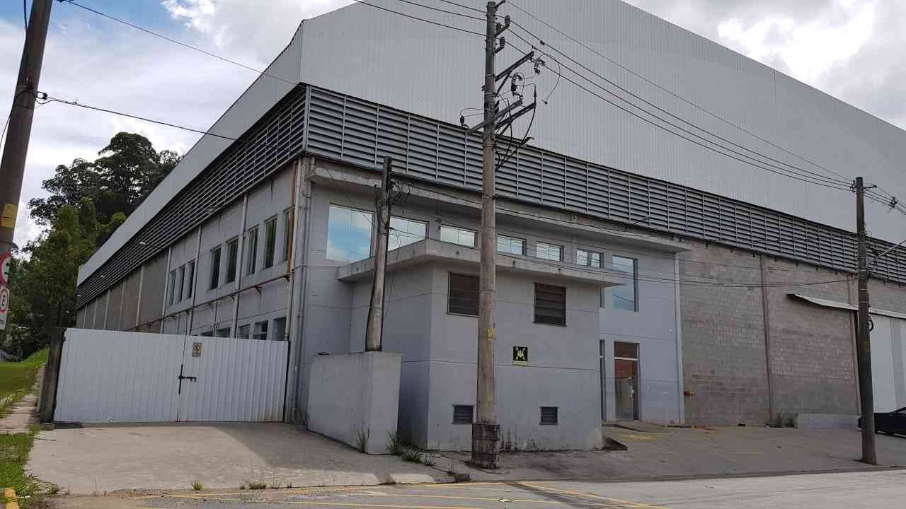 Galpão/Deposito/Armazém VILA INDUSTRIAL CONDOMINIO ALPIS