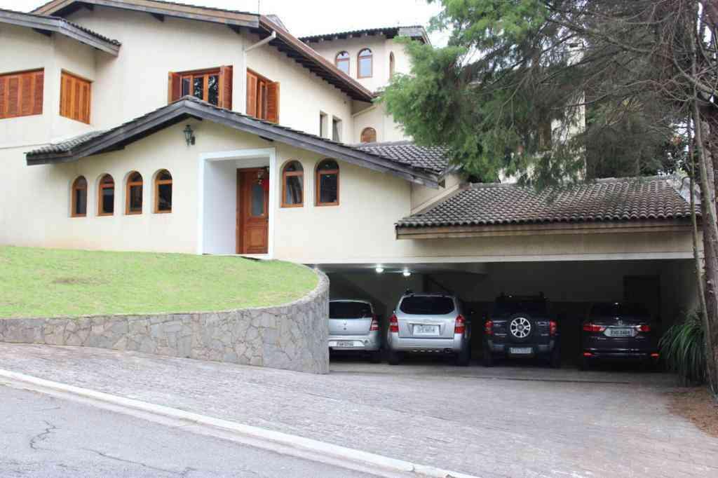 Casa de Condomínio ALPHAVILLE ALPHAVILLE RESIDENCIAL OITO