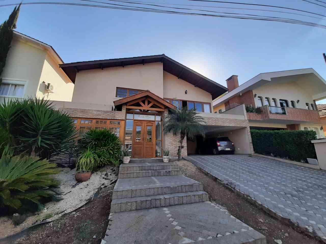 Casa de Condomínio ALPHAVILLE ALPHAVILLE RESIDENCIAL DEZ