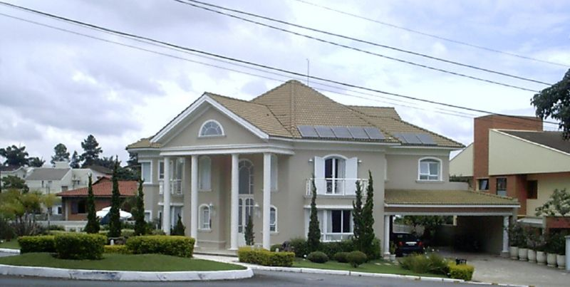 Casa de Condomínio ALPHAVILLE ALPHAVILLE RESIDENCIAL DOIS